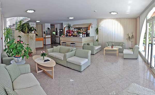 Hotel Maronti - Hall
